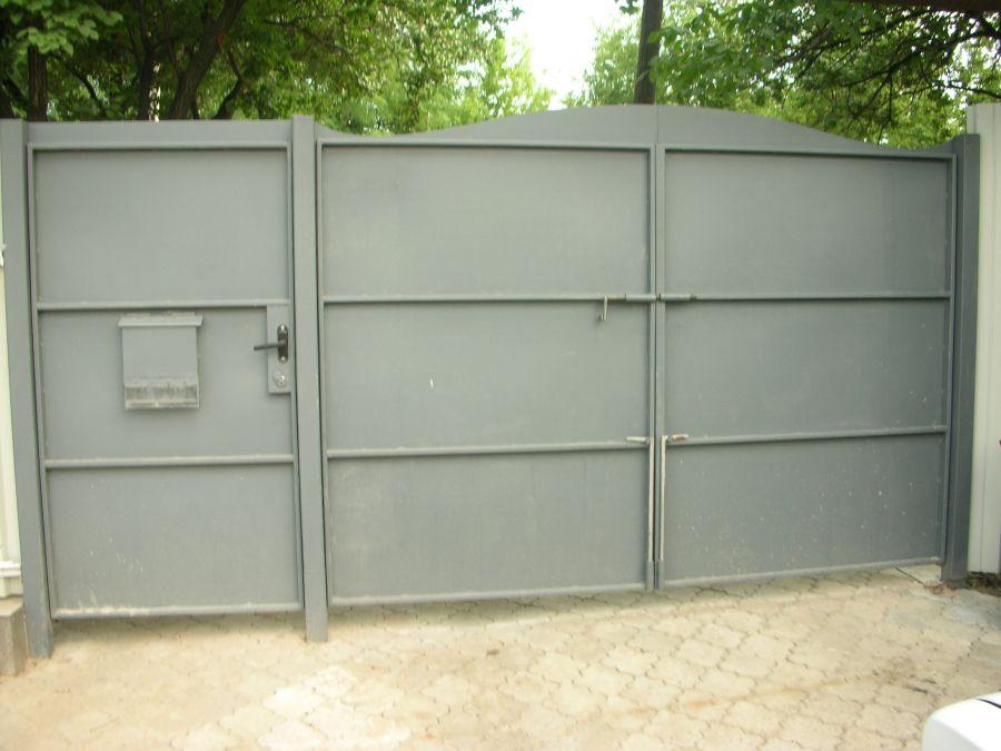 Купить гаражные ворота производства ООО СВОД-ТПМ