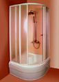 Шторки для маленьких ванн