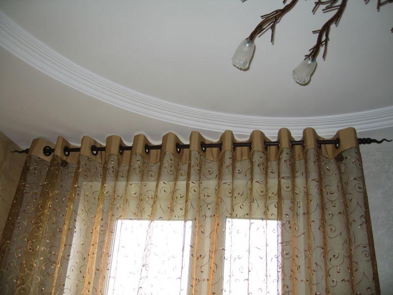 Как сшить шторы с люверсом своими руками видео