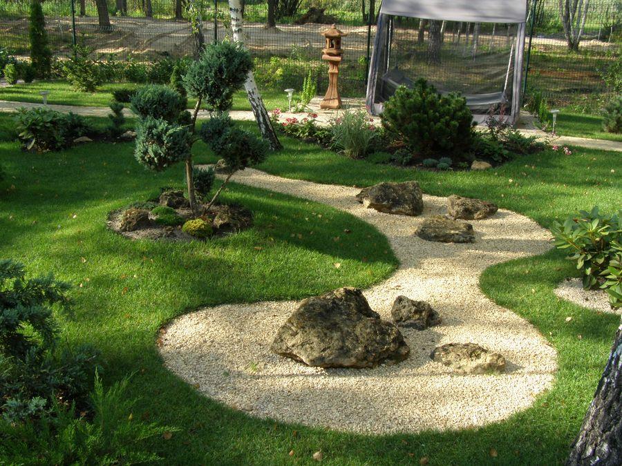 Ландшафтный дизайн в донецкой области