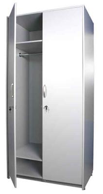 Шкаф металлический для одежды ШРМ 21 - КОНТЕКС - - Контекс ШРМ.