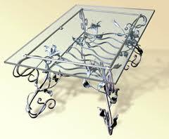 художественная ковка донецк, кованная мебель, кованная мебель цена