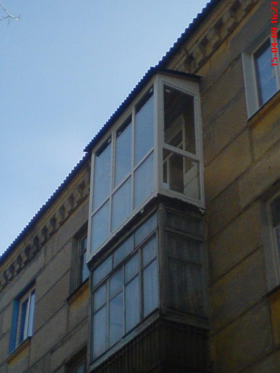 """Фотогалерея, Чп люкc окнa (бaлкoны и лoджии """"пoд ключ"""", мeтa."""
