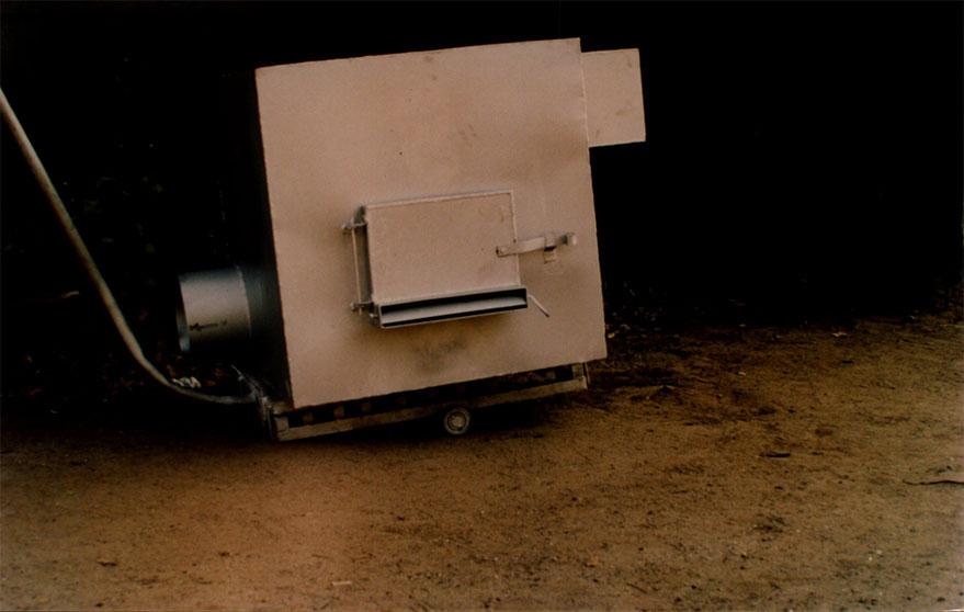 сушильный теплогенератор